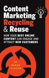 Content marketing recycling and reuse